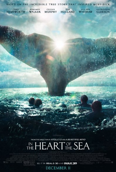 4. In The Heart of The Sea (2015)